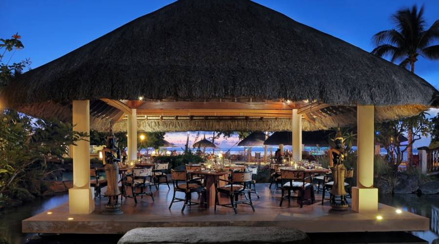 Il ristorante Ginger Thai