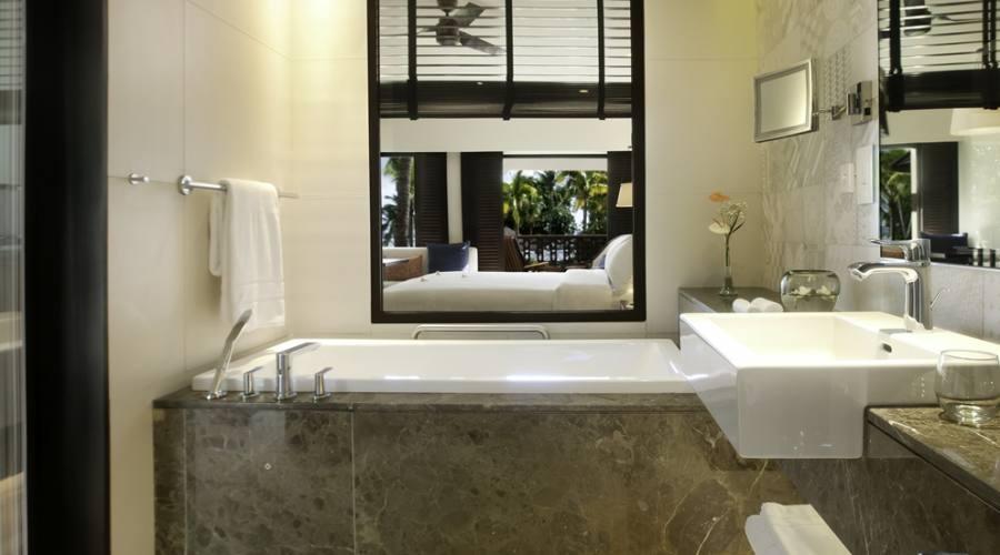 Il bagno della Room King Grand Deluxe