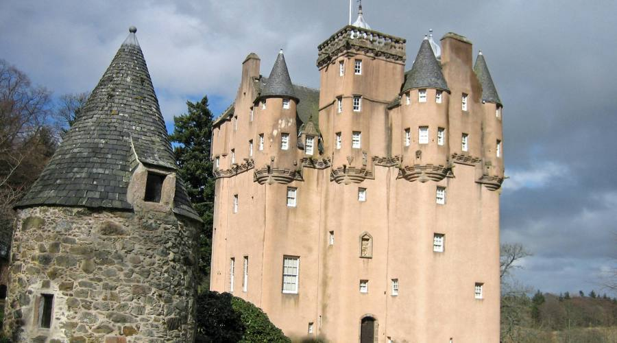 Il castello Craigievar