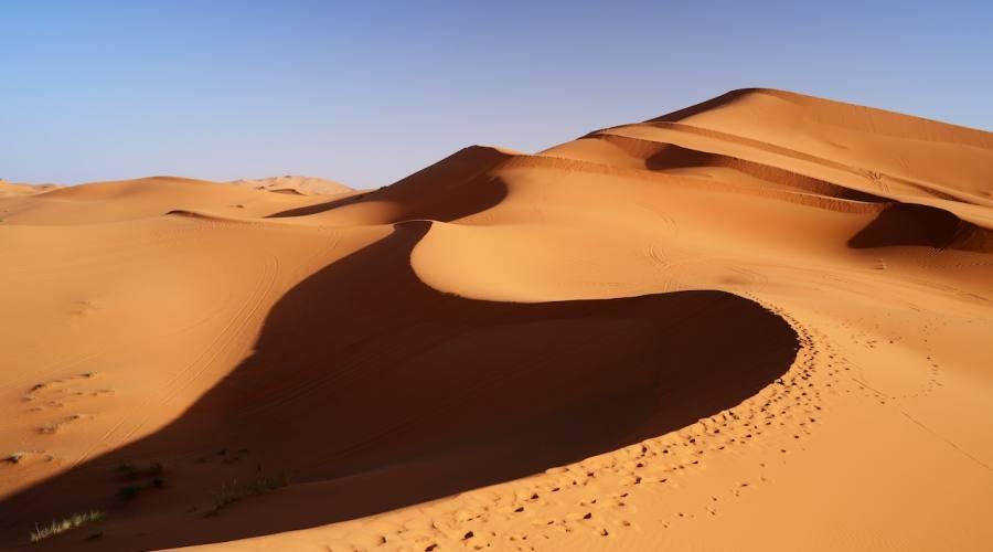 Sahara, Merzouga