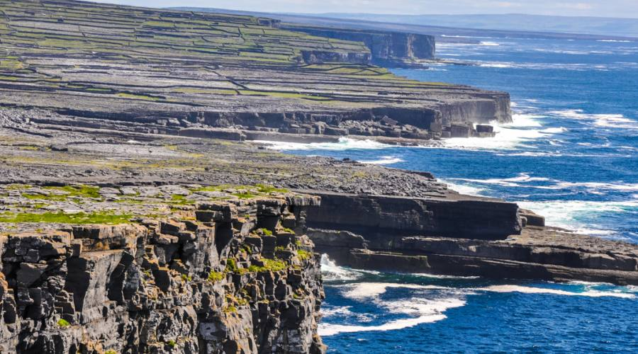 Inishmore - Cliff of Moher