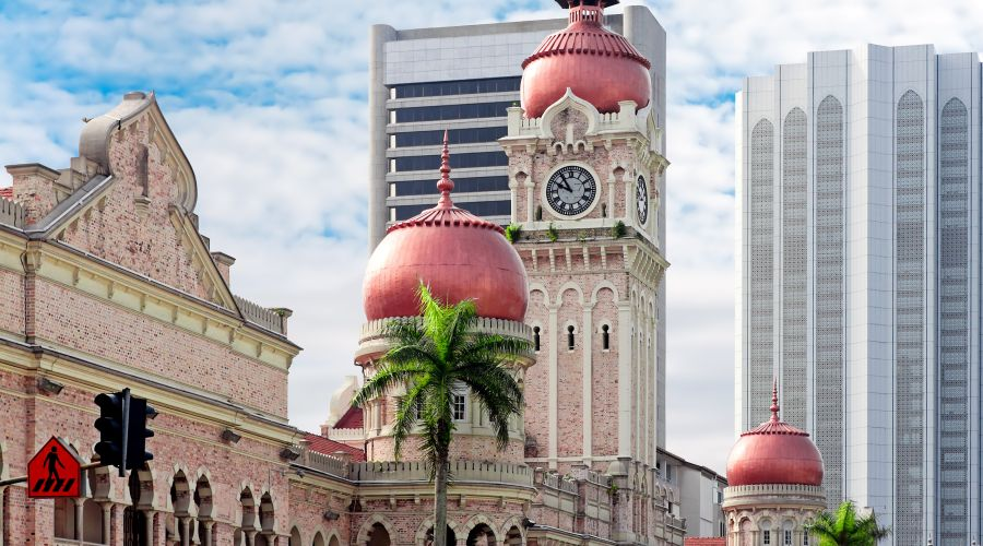 Merdeka Square a Kuala Lumpur