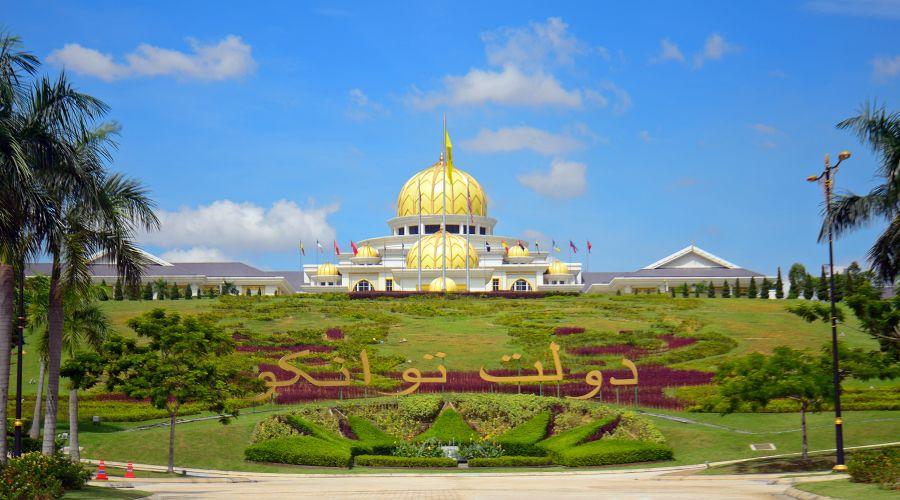 Palazzo reale Kuala Lumpur