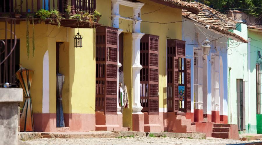 Trinidad, Casa Particular