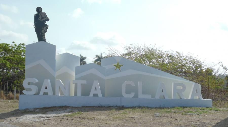 Santa Clara, ingresso in città