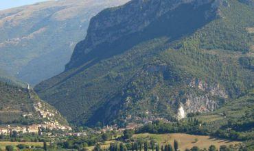 La Valnerina e i Monti Sibillini
