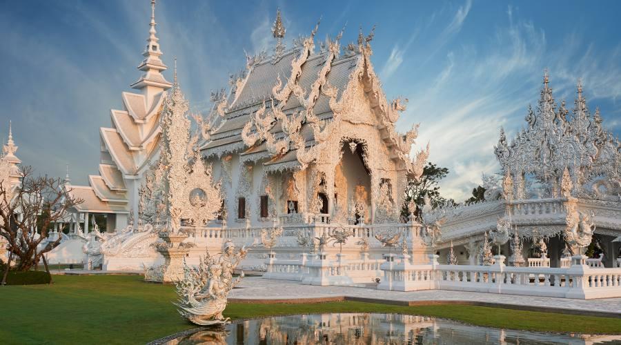 Tempio Bianco Chiang Rai