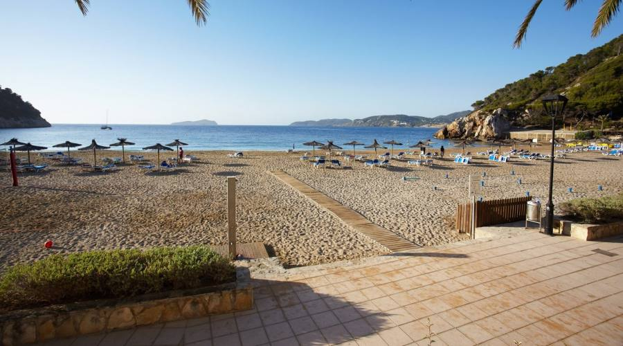 Spiaggia Cala San Vicente