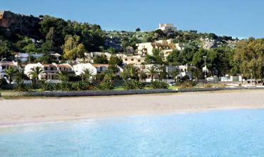 Villaggio 4 stelle davanti ad una delle più belle spiagge di sicilia