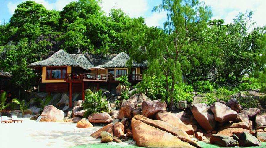 Villas on the rocks