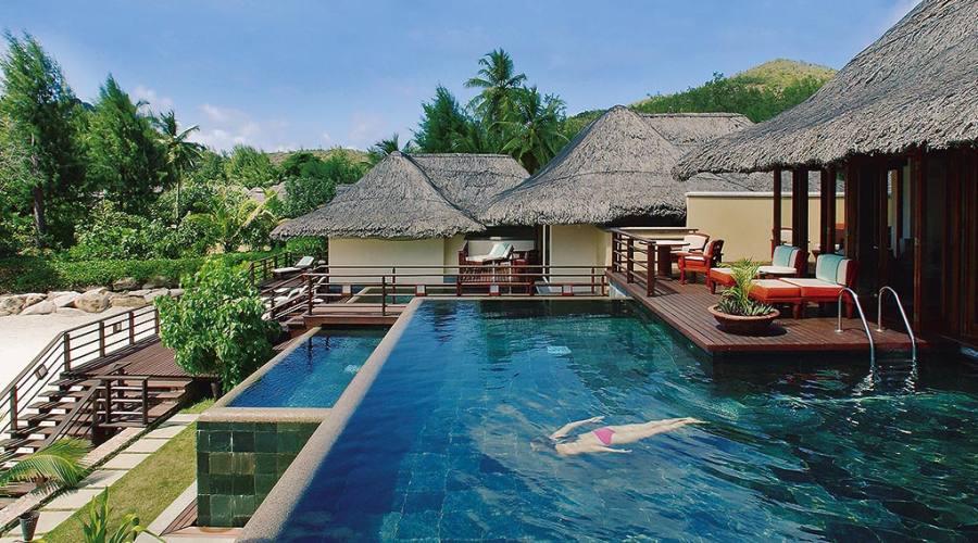Esterno Villa con piscina privata