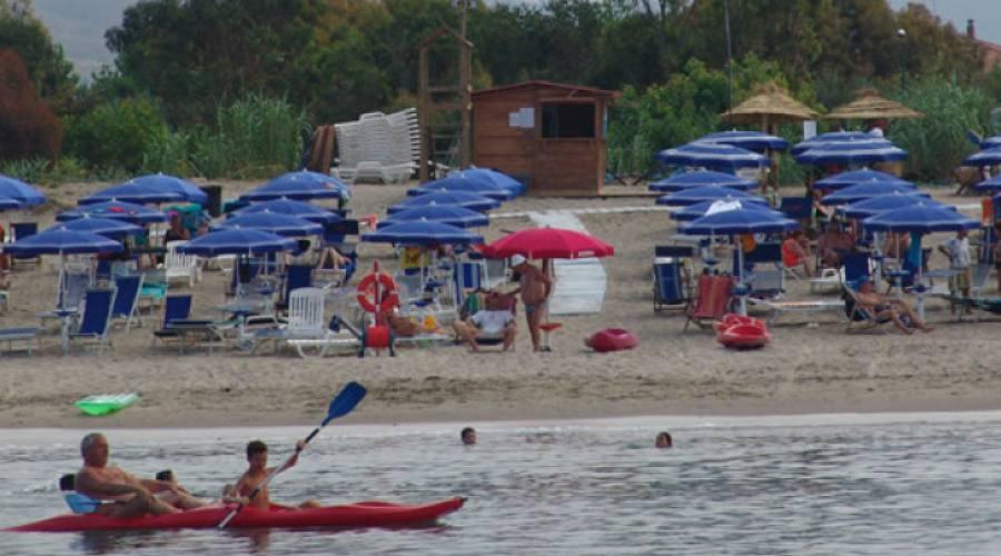 Villaggio economico 3 stelle sul mare Ascea Marina