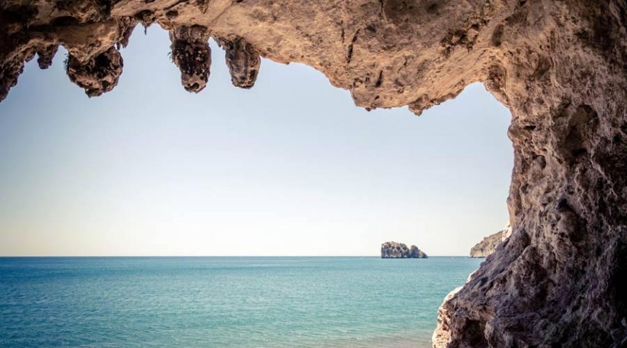 Escursione alle Grotte di Palinuro