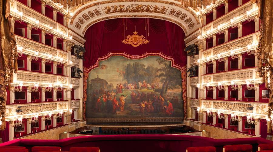 Napoli Teatro San Carlo