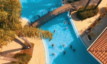 Villaggio turistico e beach resort 4 stelle adatto per persone disabili e dializzati.