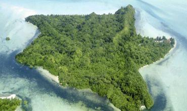 Palau - Carp Island Resort