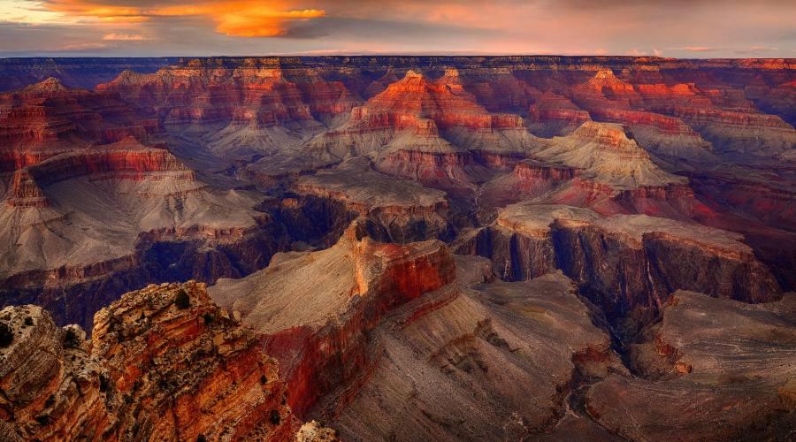 Panorama Gran Canyon