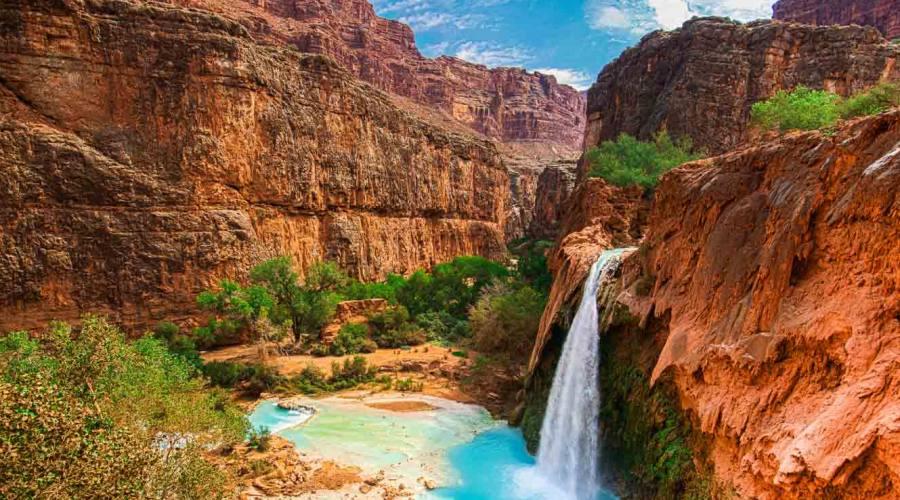 Particolare Gran Canyon