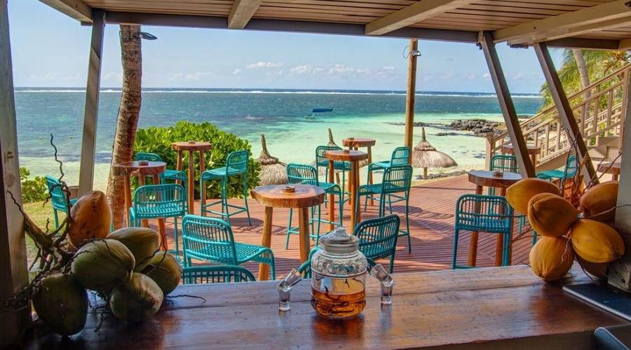 Coco Bar, sulla spiaggia