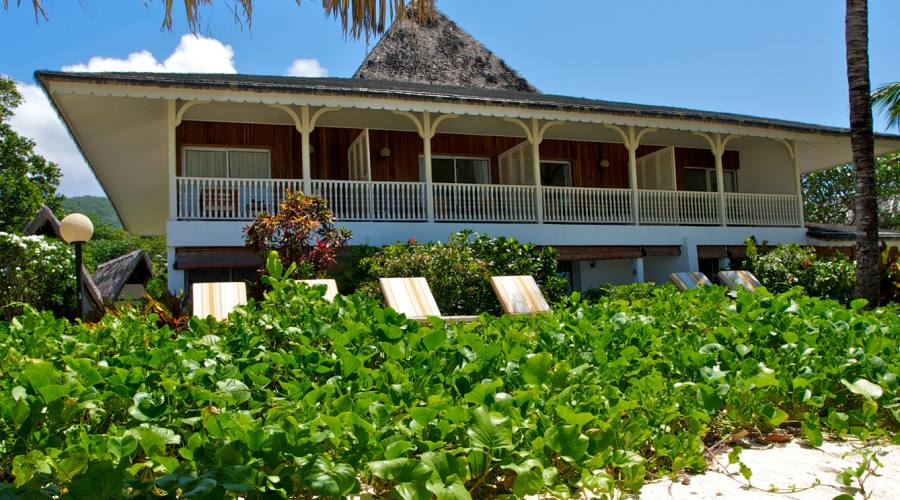 La Digue Island Lodge hotel