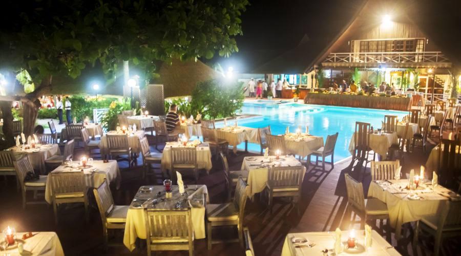 La Digue Island Lodge Restaurant