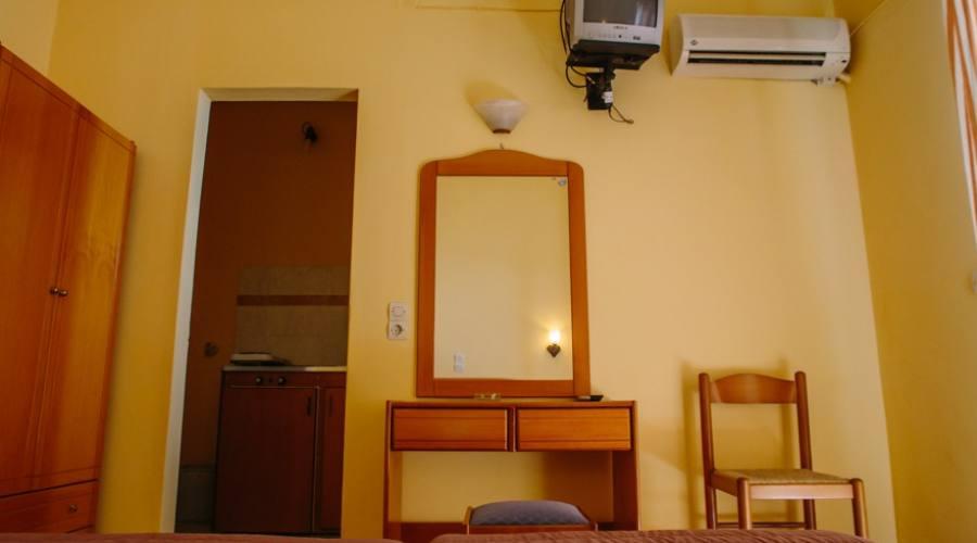 Particolare camera
