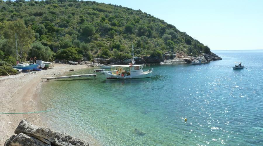Itaca, l'isola di Ulisse