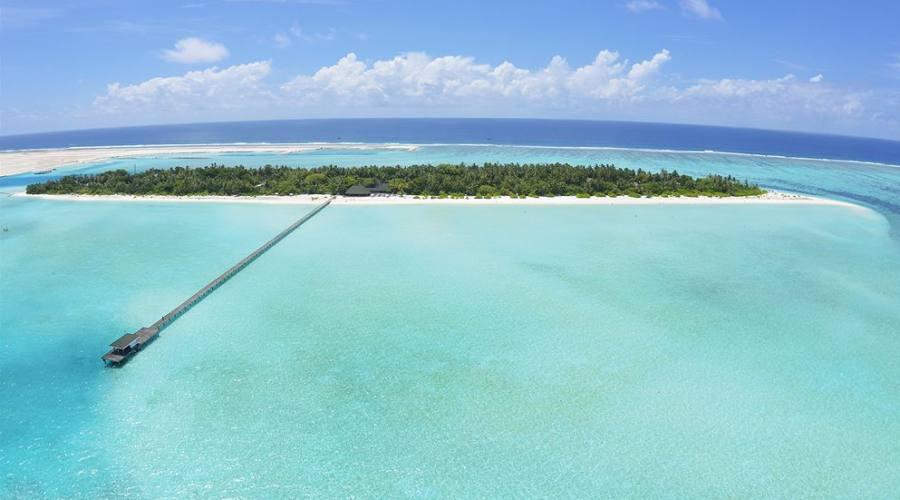 Soggiorno 4 stelle all 39 holiday island resort prenota for Soggiorno alle maldive