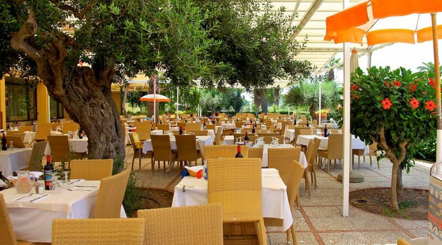 ristorante esterno
