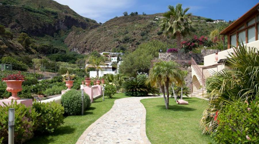 giardino e spazi comuni