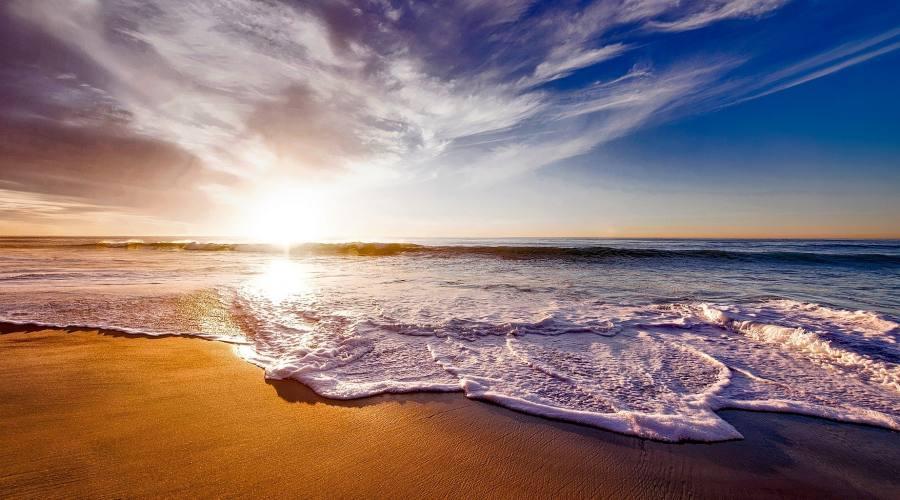 Spiaggia ionica dorata