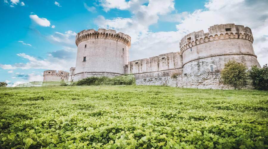 Castello Conte Tramontano