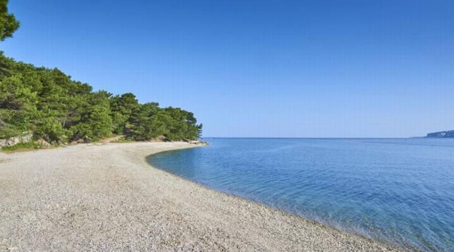 La bellissima spiaggia