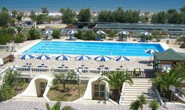 Pellegrino Palace Hotel 4 stelle direttamente sul mare
