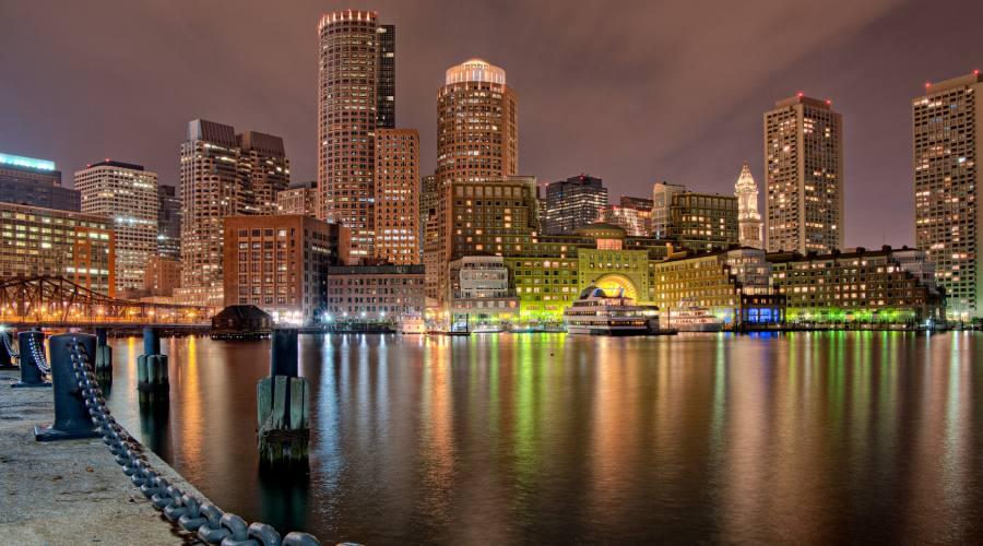 Boston Pier