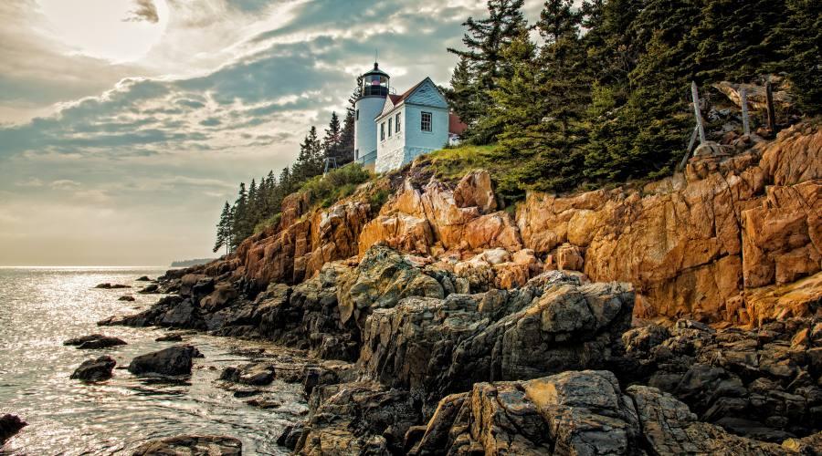 Maine Bass Harbor